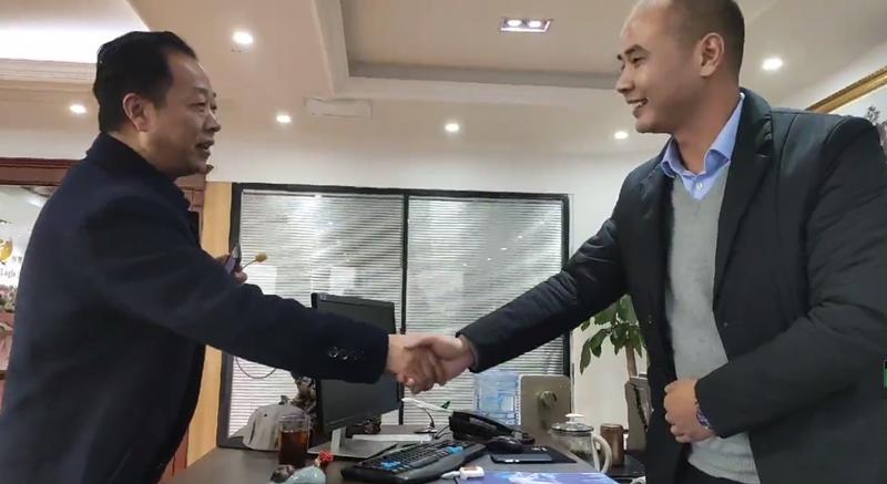 【视频】无锡恒鹰与腾道合作四个月,成交300万